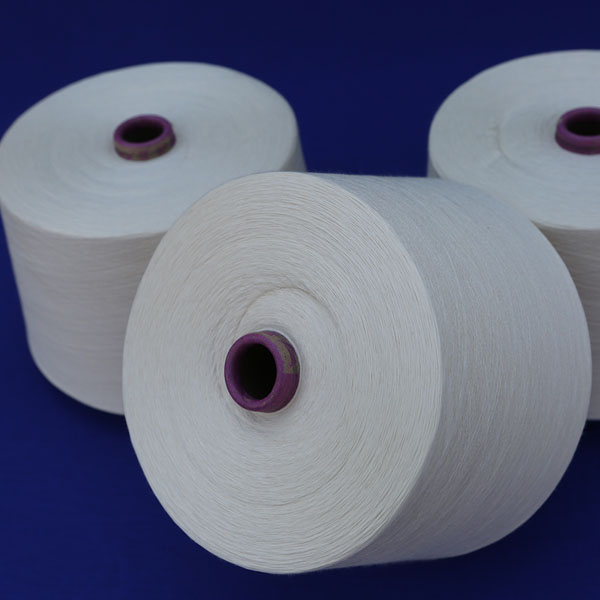 Polyester/cotton blended yarn series(single dye、rice、bleach)