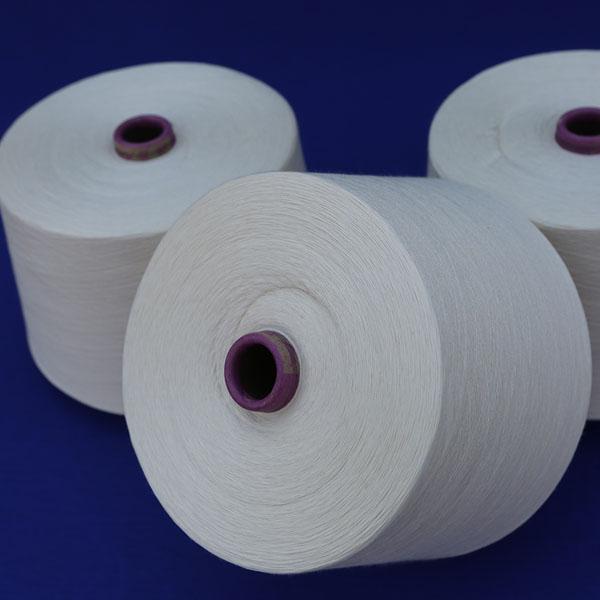 滌棉系列紗線(單染、米通、漂白)